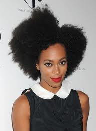 Natural Hair Tips From Tracee Ellis Ross Amp Solange S Hair