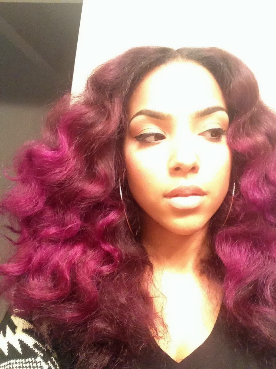 Curly Hair Style Pretty Girls With Curly Hair Instagram Hair