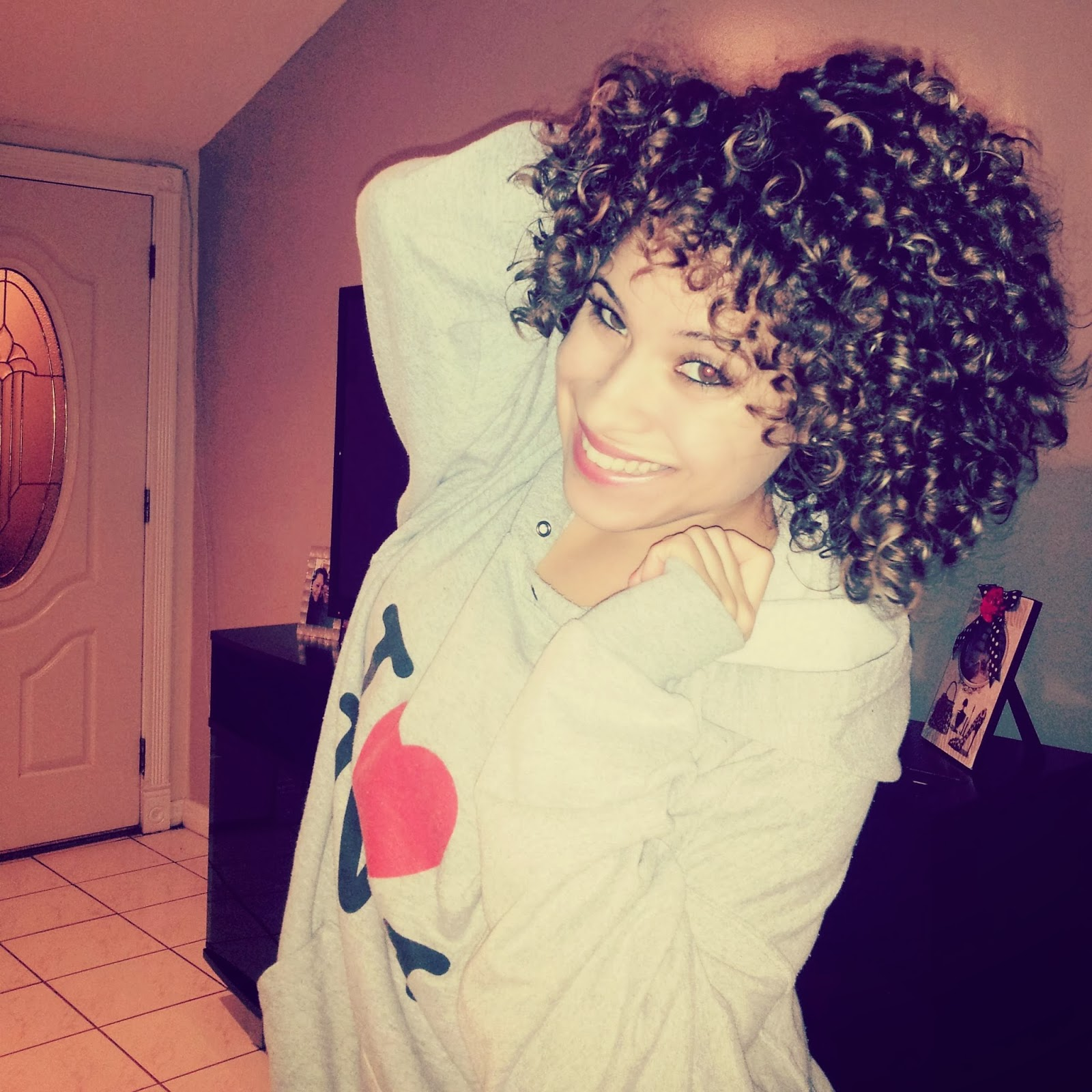 Curly Hair Style Pretty Mixed Girls With Curly Hair Instagram