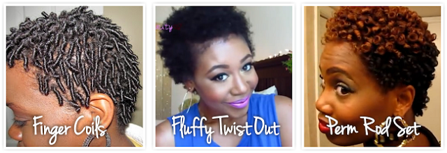 finger-coils-fluffy-twist-out-and-perm-rod-set-on-twa-natural-hair