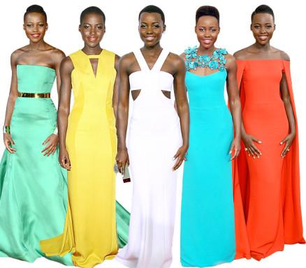 Lupita Nyong'o's Best Red Carpet Looks