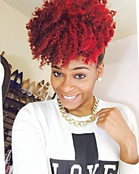 4 Things You Should Consider Before You Color Your Natural Hair ...