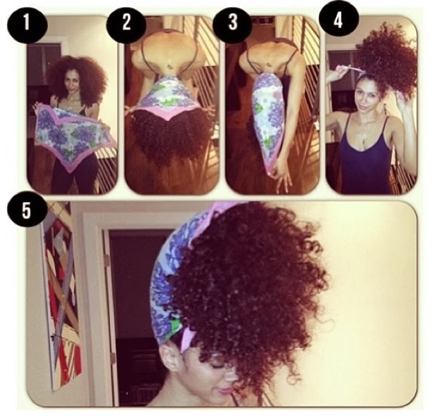 Miraculous 4 Ways To Preserve Your Natural Hair At Night Global Couture Blog Hairstyle Inspiration Daily Dogsangcom