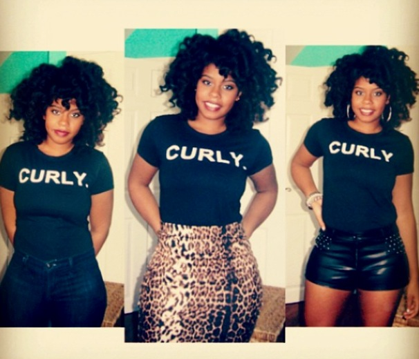 Curly by Global Couture