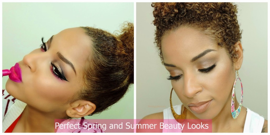 Perfect Spring and Summer Beauty Looks