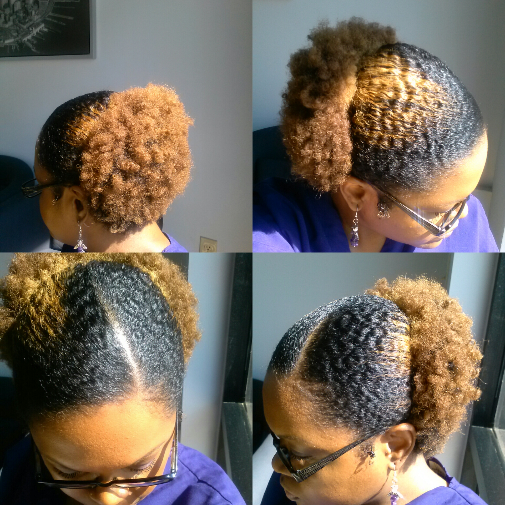 Crochet Braids On Twa : ... protective styles are braids crochet braids yarn wraps and sew ins