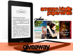 Giveaway: Kindle Paperwhite and books by Eva  Scott
