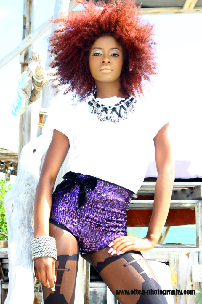 Naturally Fierce Feature Queenie Global Couture Blog