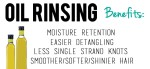 Oil Rinsing: My Latest Obsession (& why it should be yours too!)