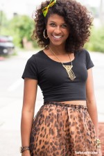 Naturally Fierce Feature: Shanti (BKA Around the Way Curls)