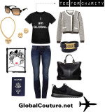 Outfit of the Week: I am Global.
