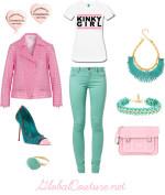 Style Inspiration: Kinky Grad