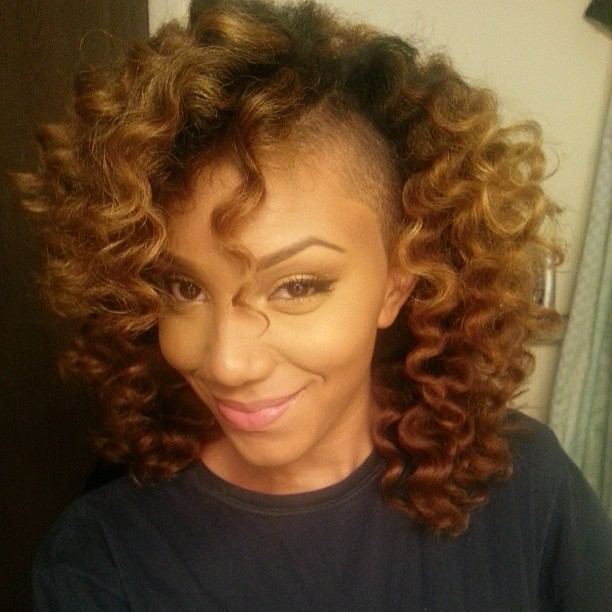 How To Achieve The Perfect Heatless Curl Bantu Knots