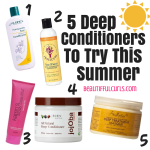 5 Deep Conditioners to Try This Summer