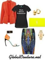 Style Inspiration: Shedding Baggage