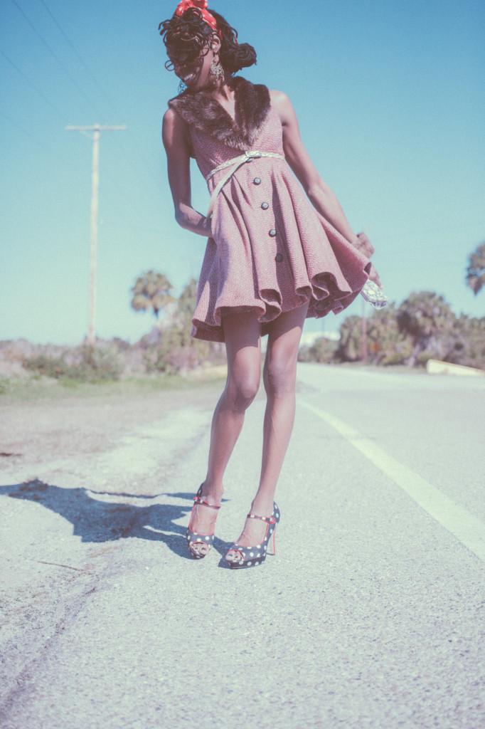 Photographer, Stylist, Model