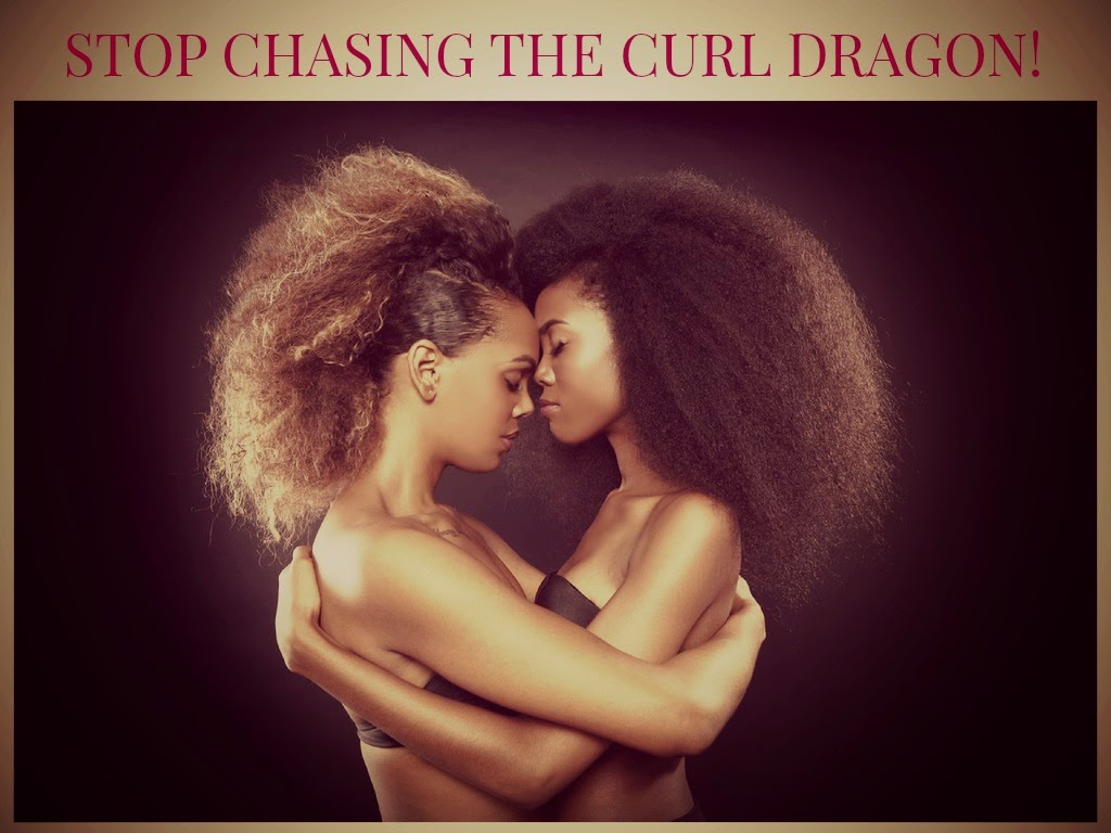 how to stop curls dropping