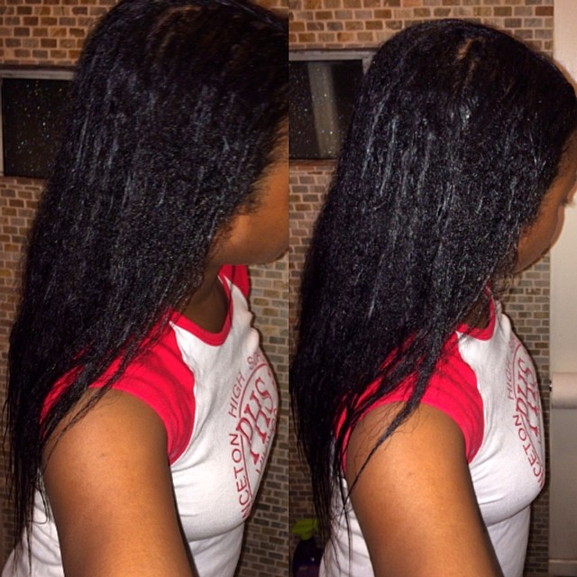 Natural Texturizer For Natural Hair