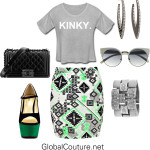 Outfit of the Week: Kinky crop