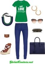 Style Inspiration: Eat, Love, Detangle