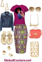 Outfit of the Week: Naturally Revolutionary