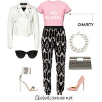 Style Inspiration: I am Global. (pink)