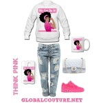 Style Inspiration: Naturally Revolutionary in pink