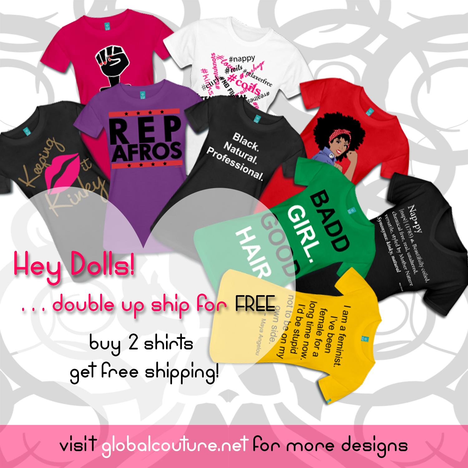 Free Shipping Today: Free Shipping Today!!