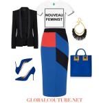 Style Inspiration: Nouveau Feminist