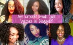 Are Crochet Braids Just Weaves in Disguise?