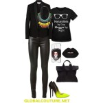 Style Inspiration: All Black