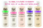 GIVEAWAY: HELLO CURLIES PRODUCT KIT