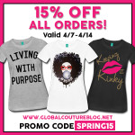 SALE! 15% off EVERYTHING!!!