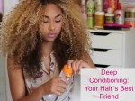 Deep Conditioning: Your Hair's Best Friend