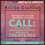 Free webinar: Instagram Success=Business Success