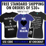 Free shipping sale now!